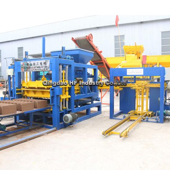 Chine Qt8-15/de béton de ciment hydraulique automatique