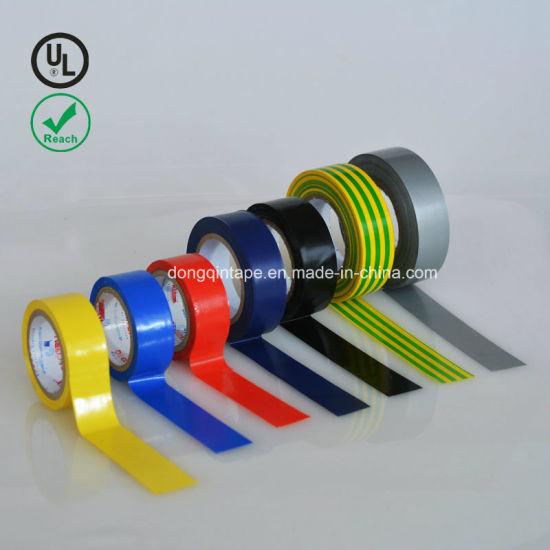 NASTRO ISOLANTE VERDE ELETTRICO ELETTRONICO Wire del cavo a nastro roll prodotto di qualità