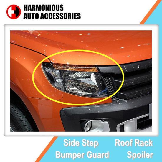 Ford Ranger 2012-2016 Front Fog light Fog lamp /& Bulb