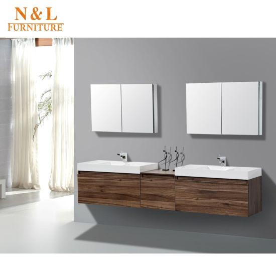 водонепроницаемый домашняя мебель из дерева Mdf ванной комнате зеркала в противосолнечном козырьке
