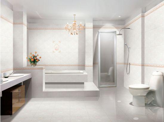 China El cuarto de baño azulejo mosaico de nuevo muro de la ...