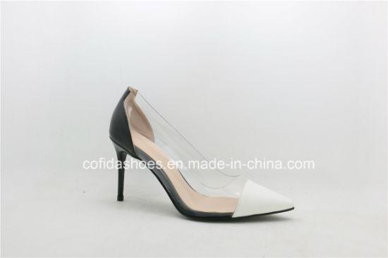 best service e51ed 81cda Eleganter Absatz-Form-Frauen-Schuh für reizvolle Dame