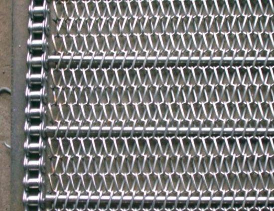 транспортер с металлической сеткой