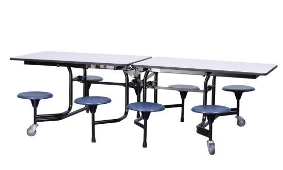 China Estudiante de plegado de la mesa de comedor ...