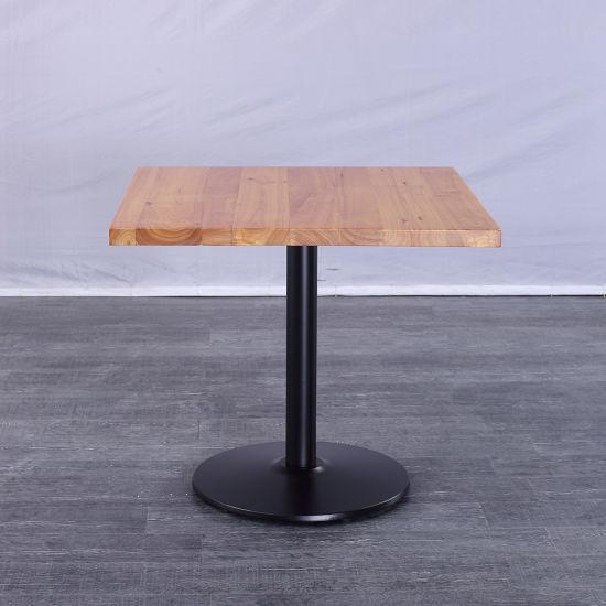 Vierkante Eettafel Kopen.China Sp Rt612 De Vierkante Eettafel Van Het Restaurant