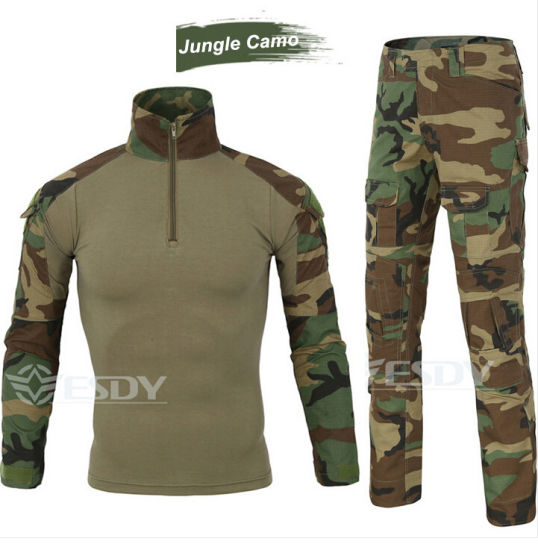 Chine Jungle costume sport Airsoft Wargame Paintball