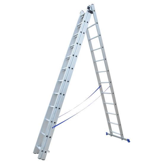 /Échelle de Loft T/élescopique /Élev/ée LZQ /Échelle T/élescopique de 3,2m Capacit/é de 330 livres//150 kg /Échelle polyvalente /Échelle en aluminium de haute qualit/é