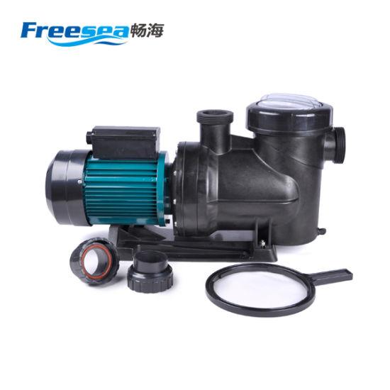 China China-Zubehör-Swimmingpool-Wasser-Motor-Pumpe 1.5HP ...