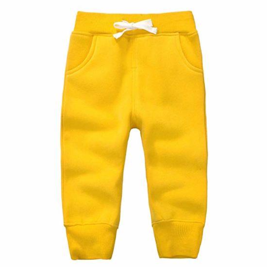 China Los Ninos Nino Producto Prendas De Algodon Elastico Cintura Pantalones Bebe Invierno Comprar La Ropa En Es Made In China Com