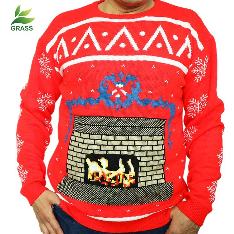 China sweater manufacturer, Christmas Sweater, Sweaters