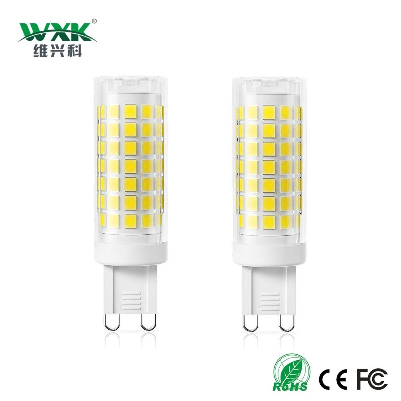 Bulb G9 Led Light 5w Capsule Replace Halogen Lamps 240v Ac220 Smd x 10