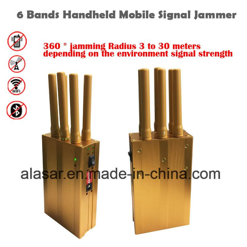 Bomb jammer - handy jammer
