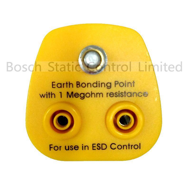 Anti Static ESD Grounding//Bonding Plug  x 4 mm /& 1 x 10 Stud /& 1 x M5 Euro Plug