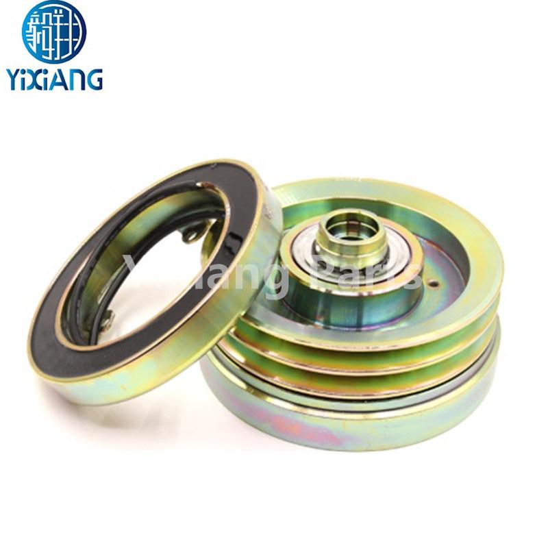 A//C AC Compressor Clutch W// Pulley Bearing Coil Plate Fit Mini Cooper 02-08 1.6L