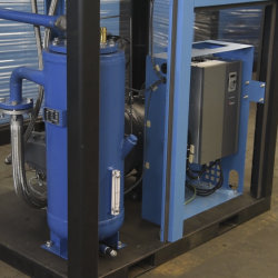 Air/Water Cooling Air Compressor Wholesale for Plastics