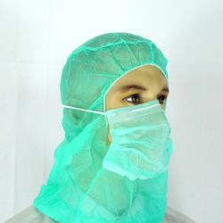 Surgical/Medical/Dental/Nursing/Scrub/Space/Mob/Mop/Work/Snood/SMS Nonwoven Disposable PP Cap for Doctor/Surgeon/Nurse/Worker(Bouffant/Round/Pleated/Strip/Clip)
