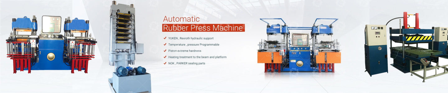 QINGDAO OULI MACHINE CO., LTD.