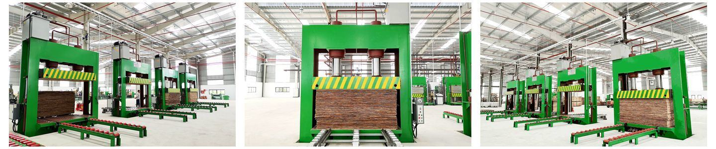 Shandong Minghung Wood Machinery Co., Ltd.