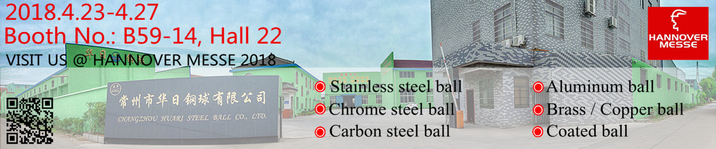 Changzhou Huari Steel Ball Co., Ltd.
