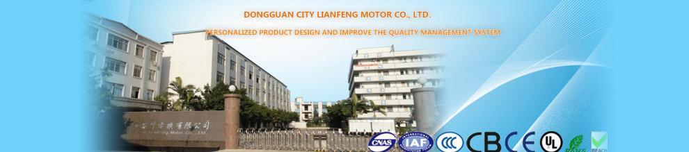 Dongguan City Lianfeng Motor Co., Ltd.
