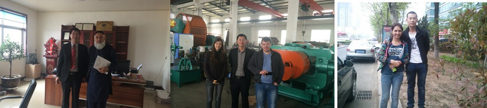 Qingdao Eenor Rubber Machinery Co., Ltd.