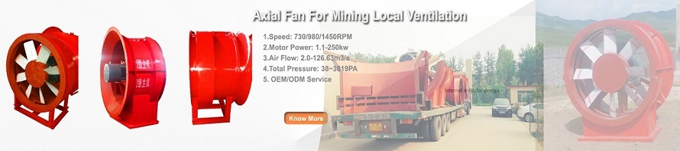 Zibo Xinhua Fan Co., Ltd.
