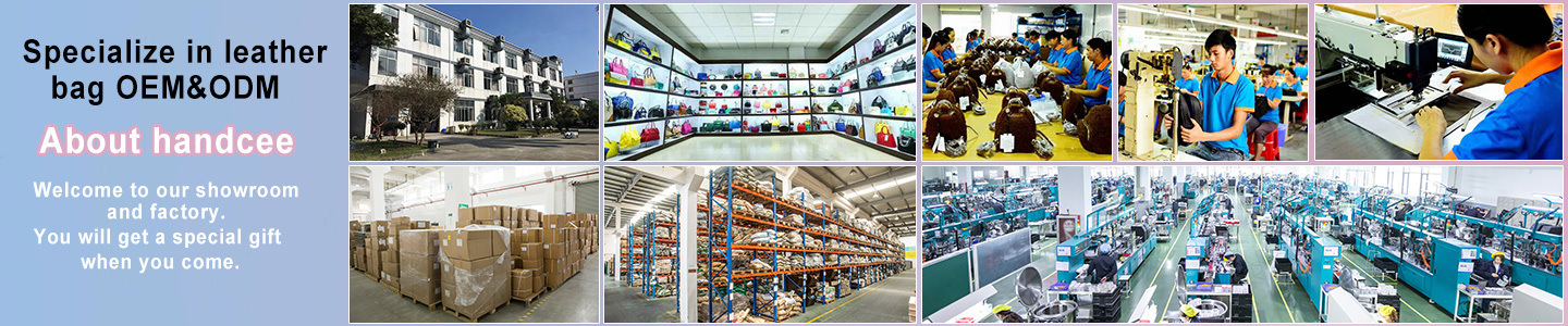 Guangzhou Handcee Leather Co., Ltd.