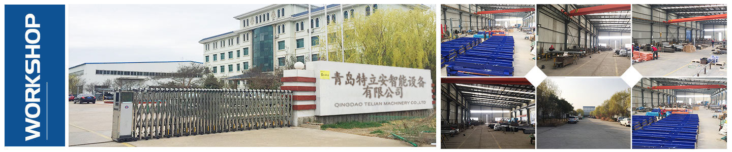 QINGDAO TELIAN MACHINERY CO., LTD.