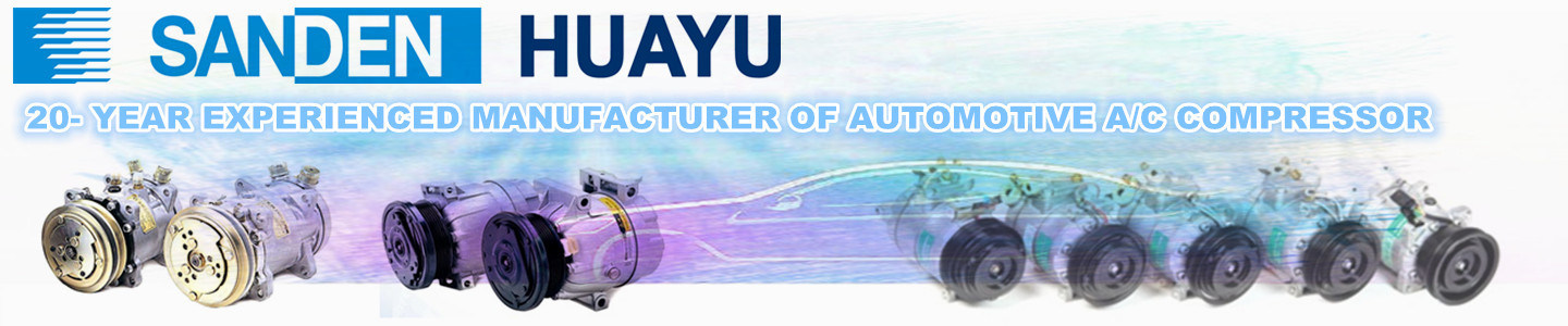 China Automotive Air-Conditioning Compressor manufacturer
