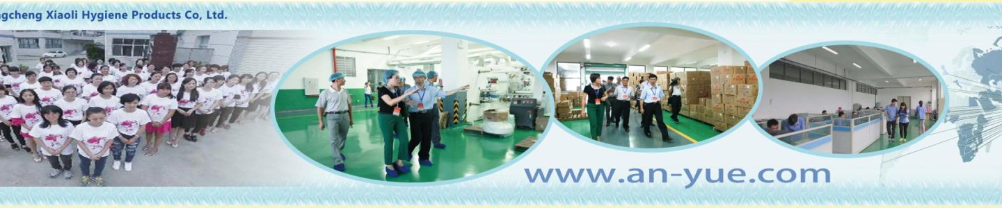 Zhangzhou Anyue Sanitation Supplies Co., Ltd.