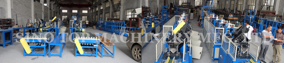 SINOTOP PACKAGING MACHINERY CO., LTD.