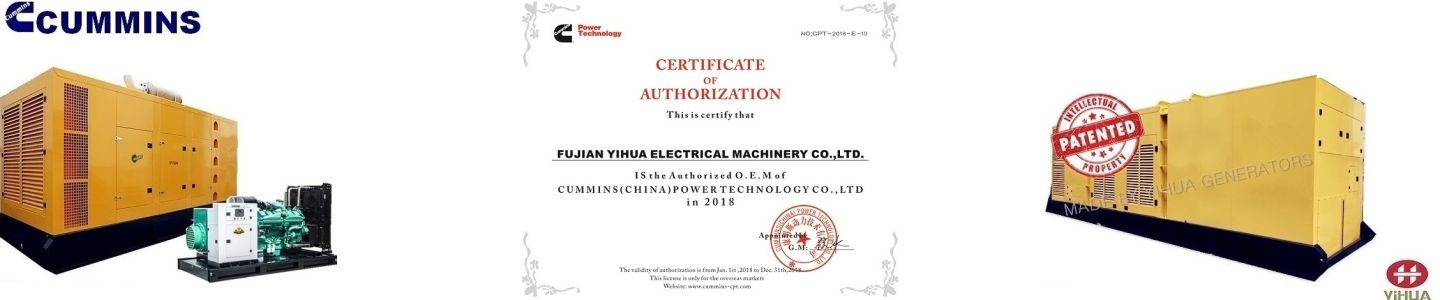 Fujian Yihua Electrical Machinery Co., Ltd.