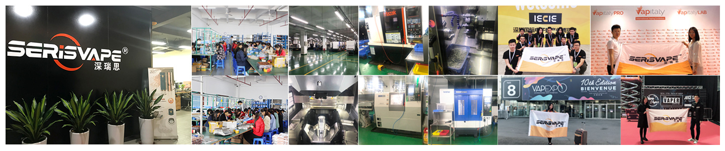Shenzhen Serisvape Technology Co., Ltd.
