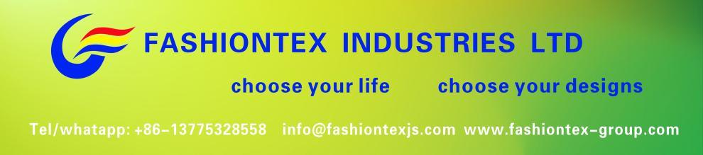 Zhenjiang Fashiontex Industries Co., Ltd.