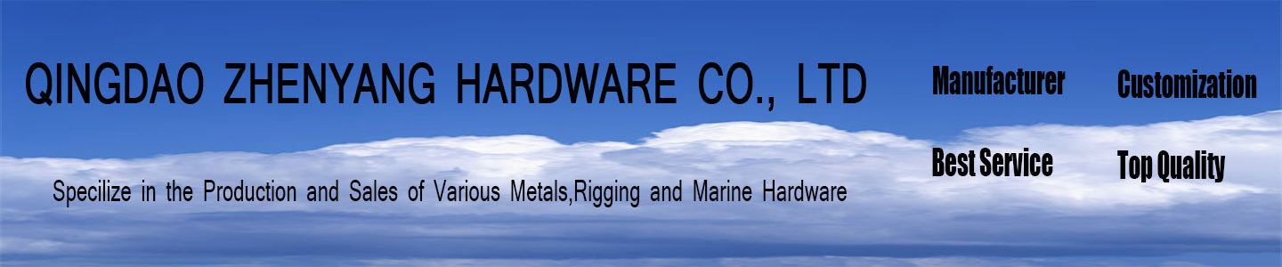 QINGDAO ZHENYANG HARDWARE CO., LTD.