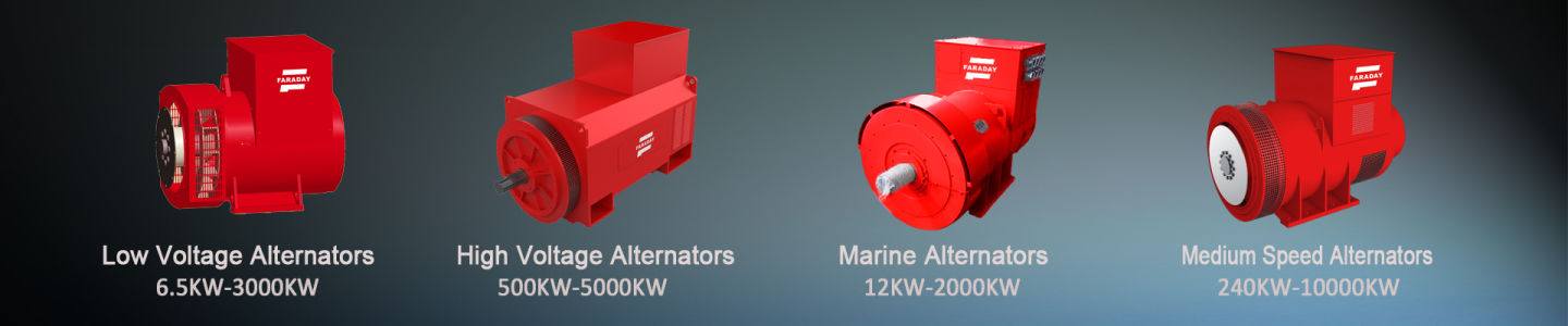 Wuxi Faraday Alternators Co., Ltd.