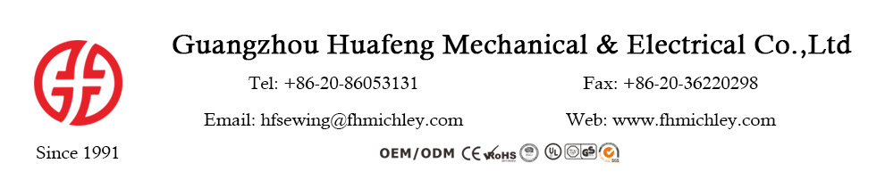 Guangzhou Huafeng Mechanical & Electrical Co., Ltd.