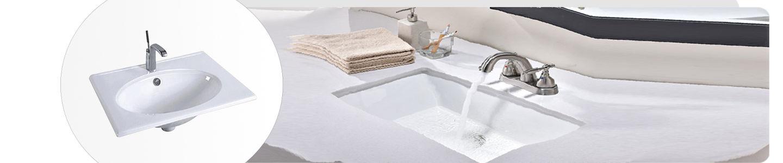 China Faucet Manufacturer Handmade Kitchen Sink Pressed Sink - Bathroom sink companies