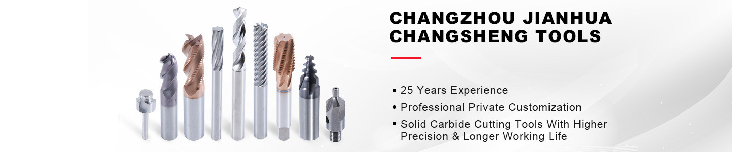 Changzhou Jianhua Changsheng Tools Co., Ltd.