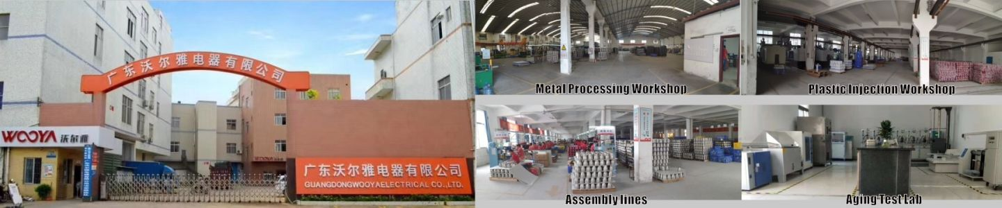 Guangdong Woya Electrical Appliance Co., Ltd.