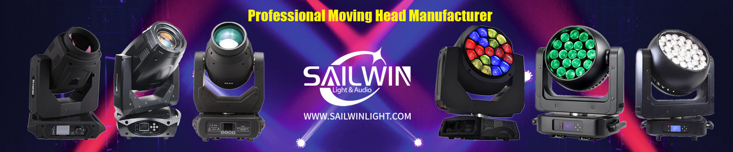 Guangzhou Sailwin Light & Audio Technology Co., Ltd.