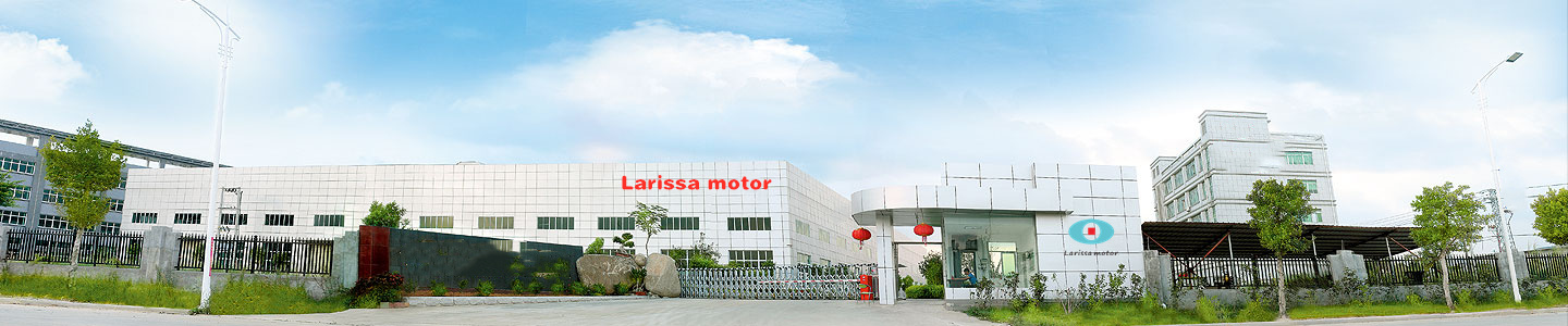 ZHEJIANG LARISSA MECHANICAL ELECTRIC TECHNOLOGY CO., LTD.