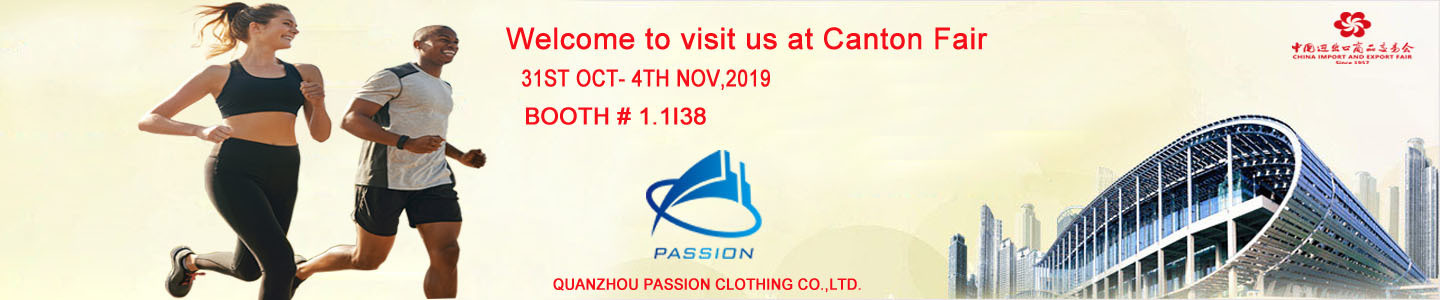 Quanzhou Passion Clothing Co., Ltd.