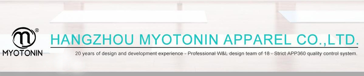 Hangzhou Myotonin Apparel Co., Ltd.