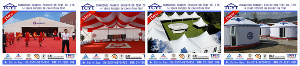 Changzhou Changyi Exhibition Tent Co., Ltd.