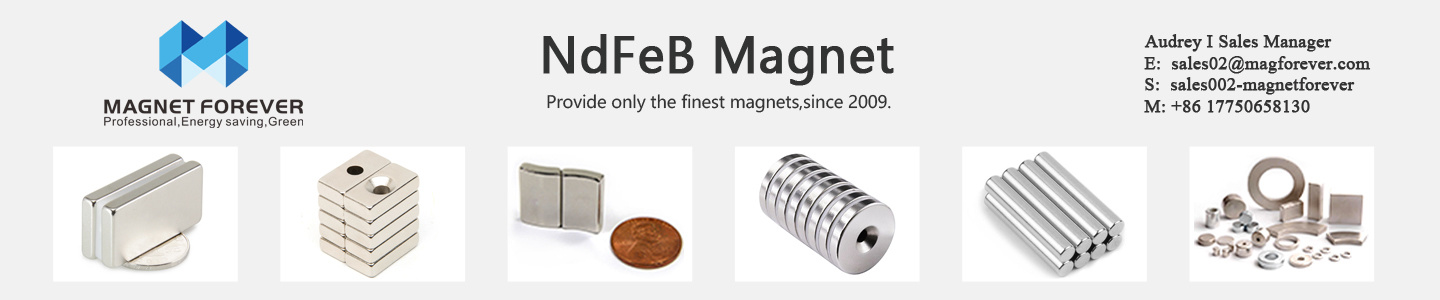 Xiamen Magnet Forever Electronic Co., Ltd.