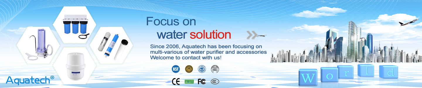 Jinjiang Aquatech Water Purified Co., Ltd.