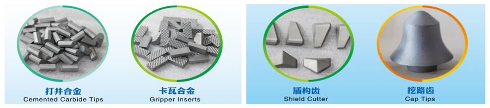 Jinan Xinyu Cemented Carbide Co., Ltd.