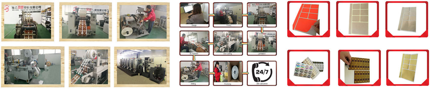 Weifang Shengxin Printing Co., Ltd.