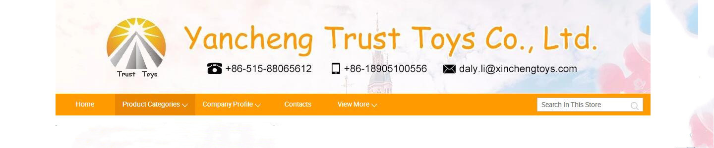 Yancheng Trust Toys Co., Ltd.